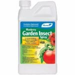 The Best Insecticide for Vegetable Garden Option: Monterey LG6135 Garden Insect Spray