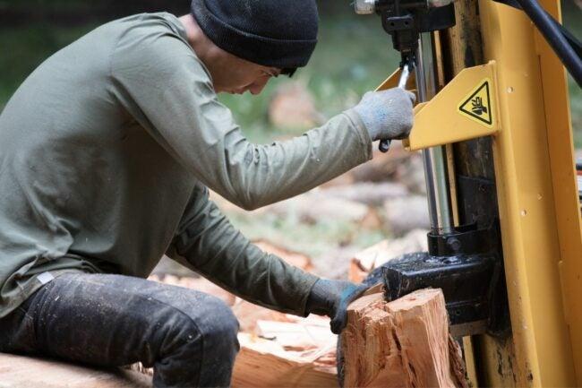 The Best Log Splitter Option