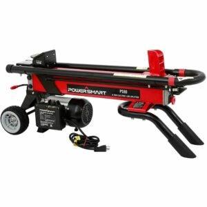 The Best Log Splitter Option: PowerSmart 6-Ton 15 Amp Electric Log Splitter