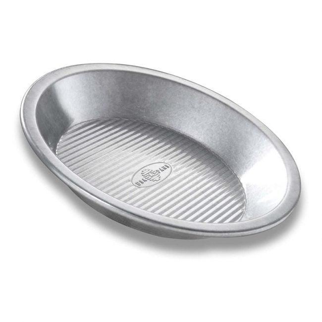 The Best Pie Dish Option: USA Pan Bakeware Aluminized Steel Pie Pan
