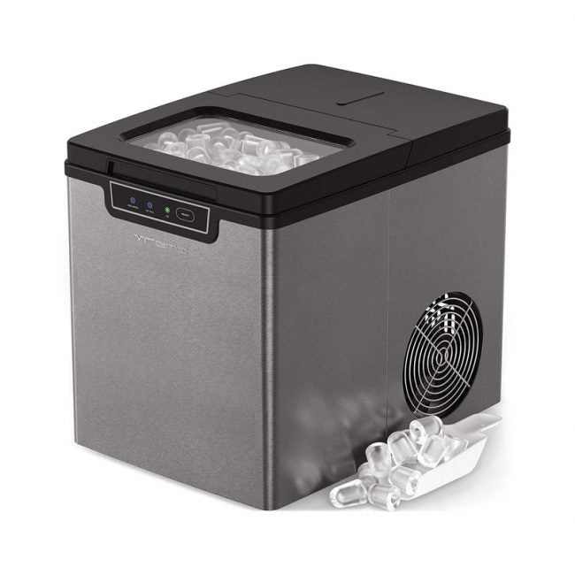 The Best Portable Ice Maker Option: Vremi Countertop Ice Maker