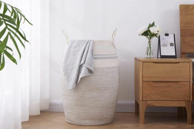 最佳洗衣篮选择