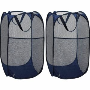 The Best Laundry Hamper Options: Handy Laundry Mesh Popup Laundry Hamper