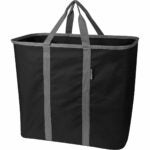 The Best Laundry Hamper Options: CleverMade Collapsible Laundry Tote, Large Foldable