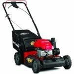 最好的自推进草坪割草机选项:工匠149cc发动机前轮驱动律割草机