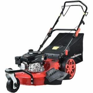 The Best Self Propelled Lawn Mowers Option: PowerSmart 20-inch & 170CC Gas Powered Lawn Mower