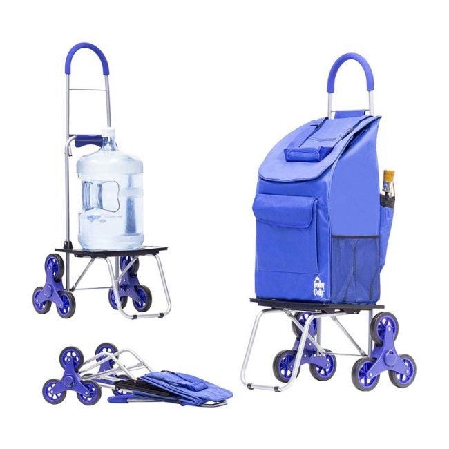 The Best Stair Climbing Cart Option: dBest Stair Climber Bigger Trolley