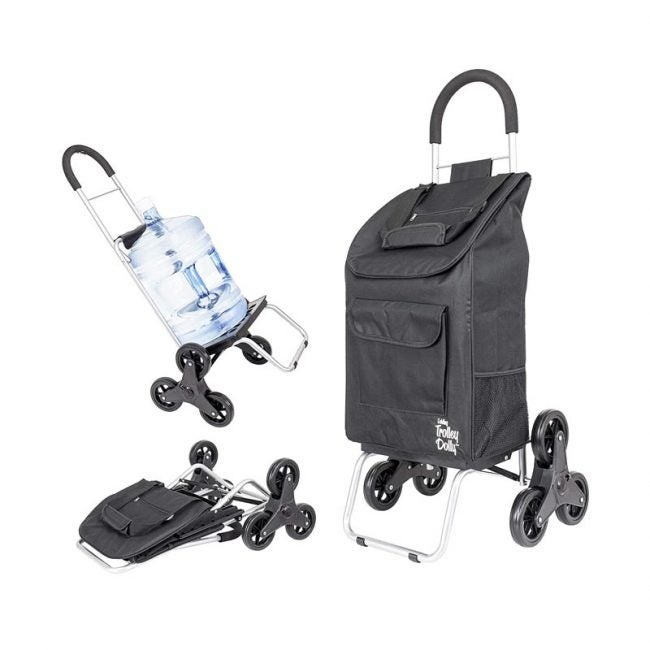 The Best Stair Climbing Cart Option: dbest products Stair Climber Trolley Dolly