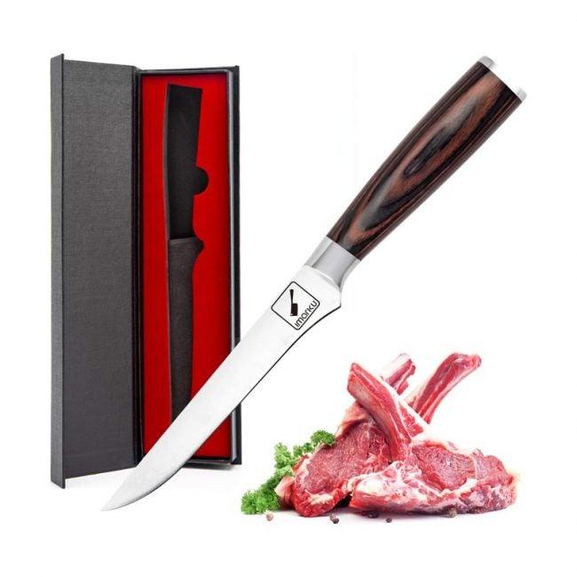The Best Boning Knife Option: imarku Boning Knife, 6-Inch