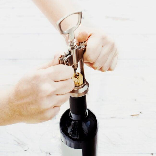 最好的葡萄酒开瓶器