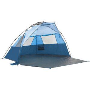 最佳沙滩帐篷光速