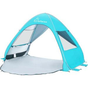 Best Beach Tent WolfWise