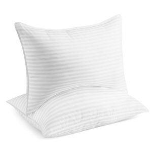 Best Bed Pillows Options: Beckham Hotel Collection Gel Pillow