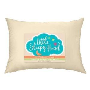 Best Bed Pillows Options: Little Sleepy Head Youth Pillow