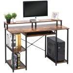 The Best Computer Desk Option: TOPSKY Computer Desk with Storage