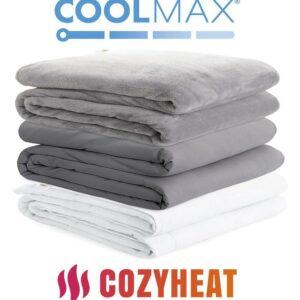 Best Cooling Weighted Blanket Duvet