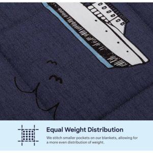 Best Cooling Weighted Blanket LUNA