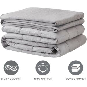 Best Cooling Weighted Blanket NanoCeramic