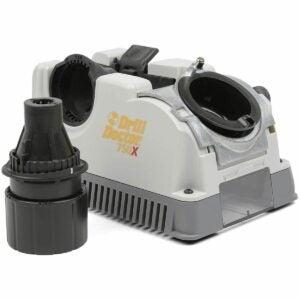 The Best Drill Bit Sharpener Option: Drill Doctor 750X Drill Bit Sharpener