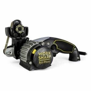 The Best Drill Bit Sharpener Option: Work Sharp Knife & Tool Sharpener, Ken Onion Edition
