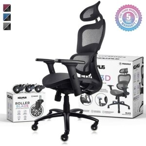 Best Ergonomic Chair NOUHAUS