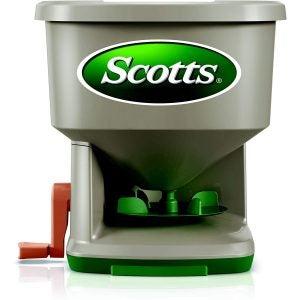 Best Fertilizer Spreader Scotts Whirl