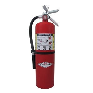 Best Fire Extinguishers Options: 10lb ABC Dry Chemical Class Fire Extinguisher