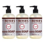 Best Hand Soap Options: Mrs. Meyer's Clean Day Liquid Hand Soap