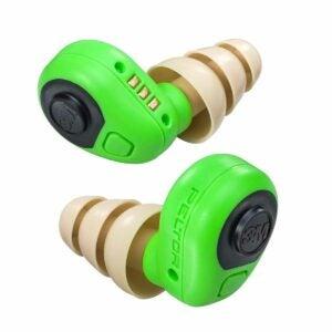 The Best Hearing Protection Option: 3M PELTOR EEP-100 Ear Plug Kit