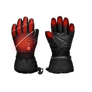 Best Heated Gloves Options: Upgraded Heated Gloves for Men Women