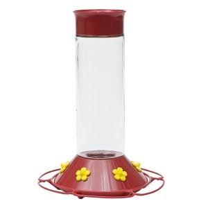 Best Hummingbird Feeder Options: Perky-Pet 209B Our Best Glass Hummingbird Feeder