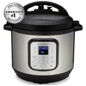 The Best Instant Pot Option: Instant Pot Air Fryer + EPC Combo Electric Cooker