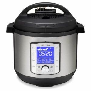 The Best Instant Pot Option: Instant Pot Duo Evo Plus 9-in-1 Electric Cooker