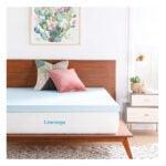 最佳床垫上衣选择:线路3英寸凝胶注入记忆泡沫