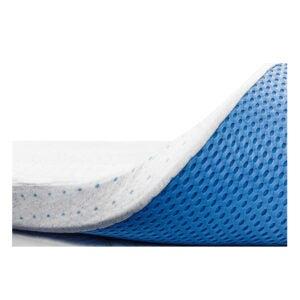 最佳床垫拓盖选项:Viscosoft 3英寸内存泡沫床垫衣架