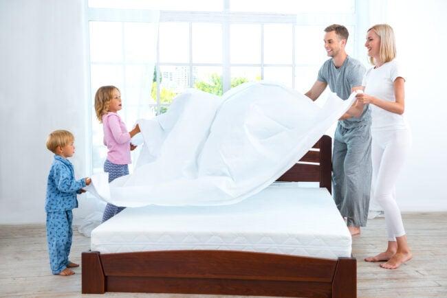 最佳床垫拓盖选项