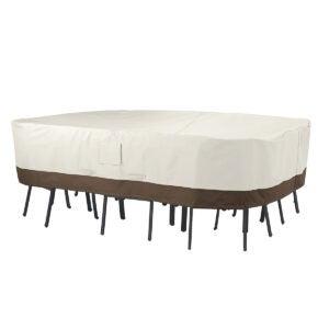 Best Outdoor Furniture Cover Options: AmazonBasics Rectangular