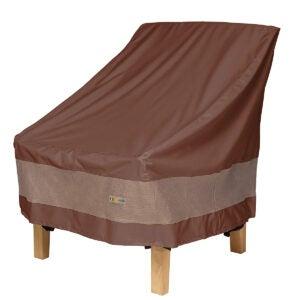 最佳户外家具罩选项:鸭盖最终防水32寸露台椅盖