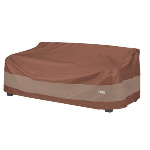 Best Outdoor Furniture Cover Options: Duck Covers Ultimate Waterproof 79 Inch Patio Sofa Cover