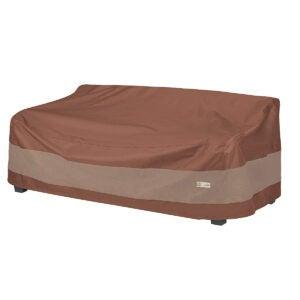 最佳户外家具罩选项:鸭盖终极防水79寸天井沙发盖