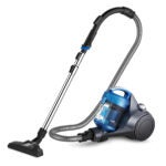 Best Canister Vacuum Options: Eureka NEN110A Whirlwind Bagless Canister Vacuum Cleaner