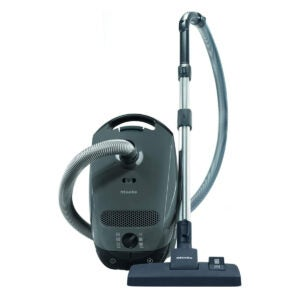 Best Canister Vacuum Options: Miele Grey Classic C1 Pure Suction Canister Vacuum Cleaner