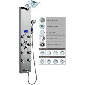 Best Shower Faucet BlueOcean