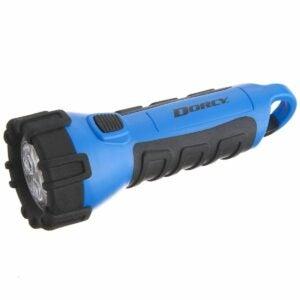 最好的小型手电筒选项:Dorcy 55腔浮式防水LED手电筒