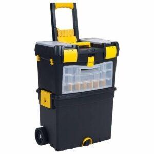 最佳工具箱选项:坚固的重型滚动工具箱
