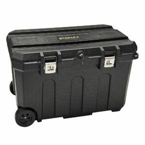 最佳工具箱选项:斯坦利037025H 50加仑移动工具箱