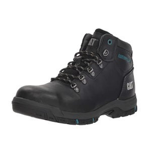 Best Work Boot Options: Caterpillar Women's Mae Steel Toe Waterproof Boot