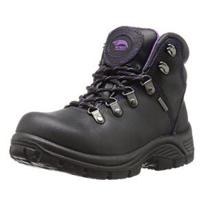 "Best Work Boot Options: FSI Avenger 6"" Framer Steel Waterproof Work Boot"
