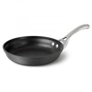 最佳煎蛋盘选择:Calphalon当代硬阳极氧化铝煎蛋盘