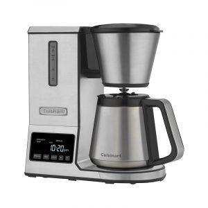 最佳热咖啡壶选择:Cuisinart CPO-850 Coffee Brewer